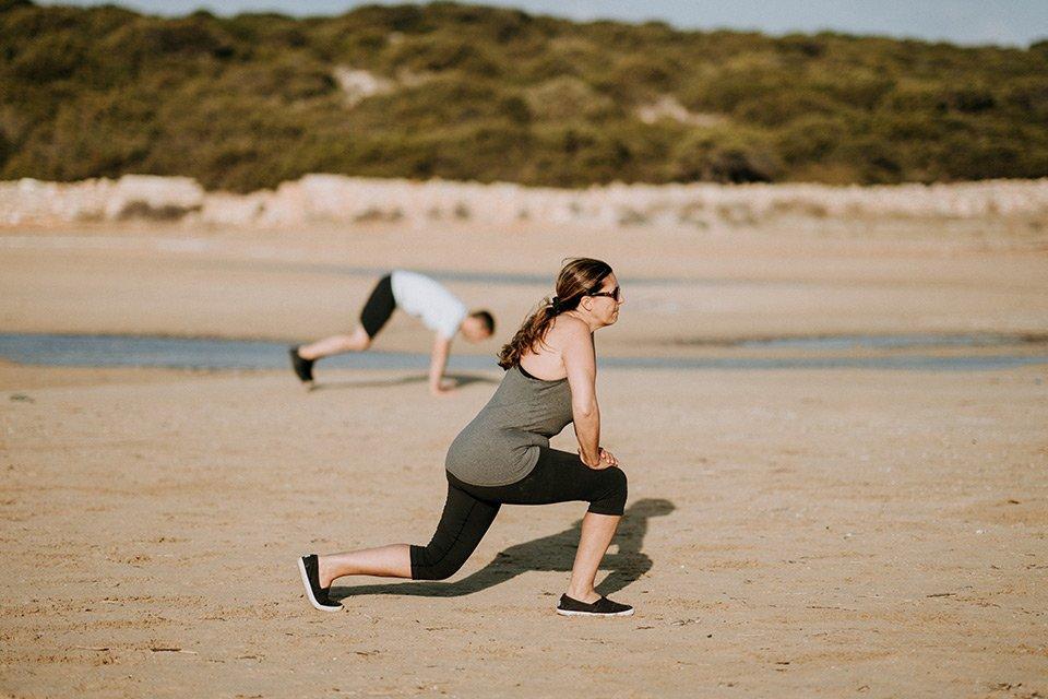 curvy-fitness-ausfallschritte