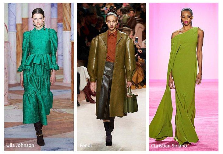 mode-farbe-trends-grun