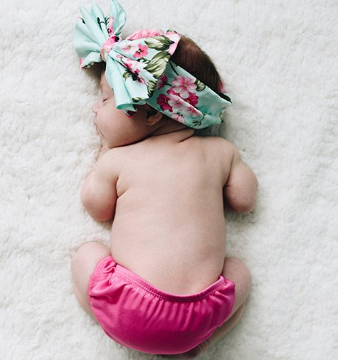 sleeping-habits-baby-model
